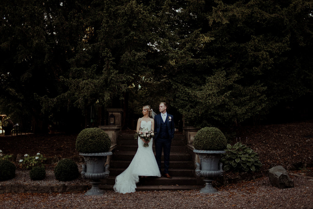 Beamish Hall Wedding, Beamish Hall Wedding Photography
