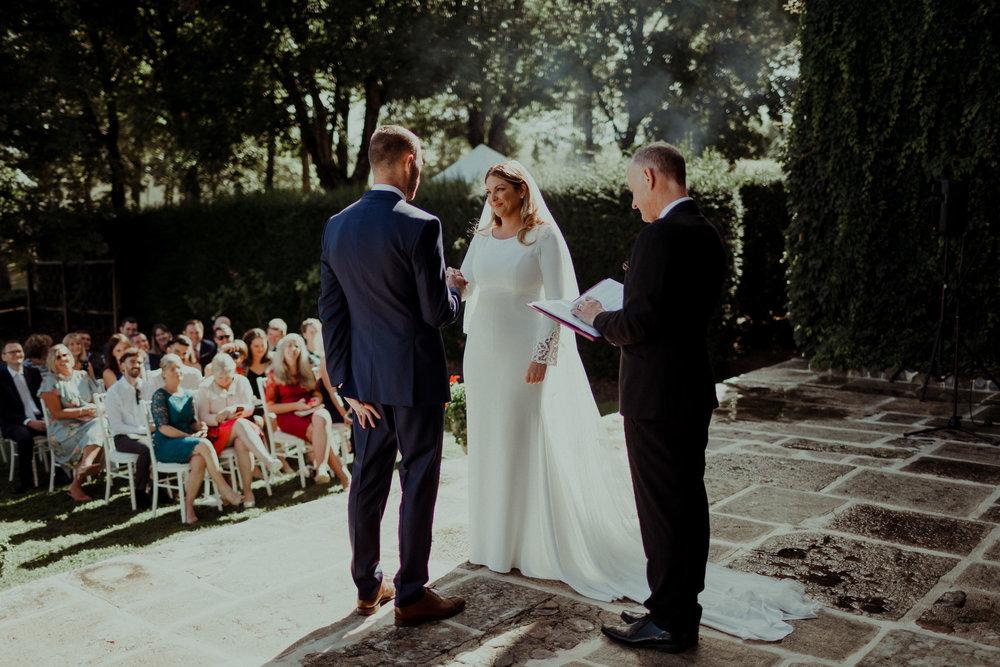 Chris Parkinson Photography - Chateau De Beduer Wedding