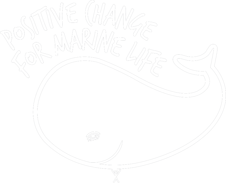 Positive Change For marine life