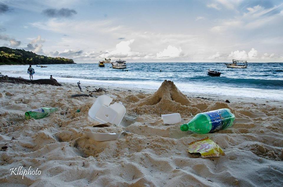 Marine Debris Problem