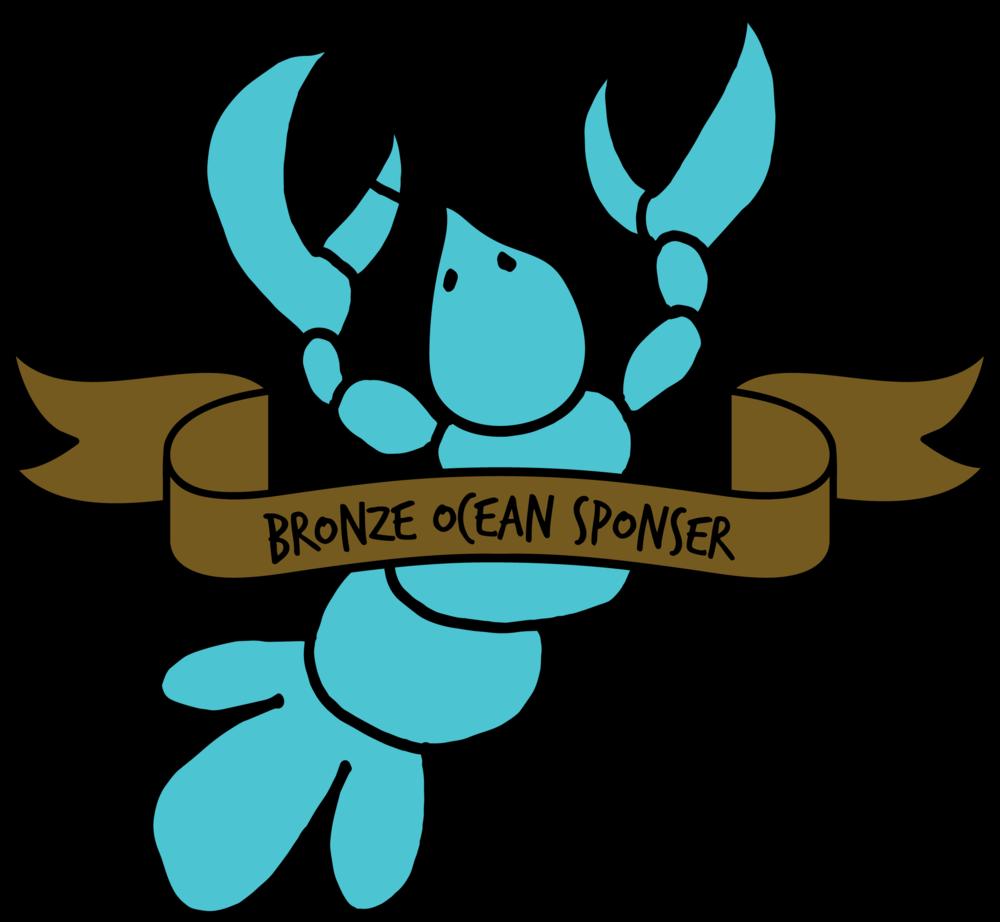 Bronze Ocean Sponsor