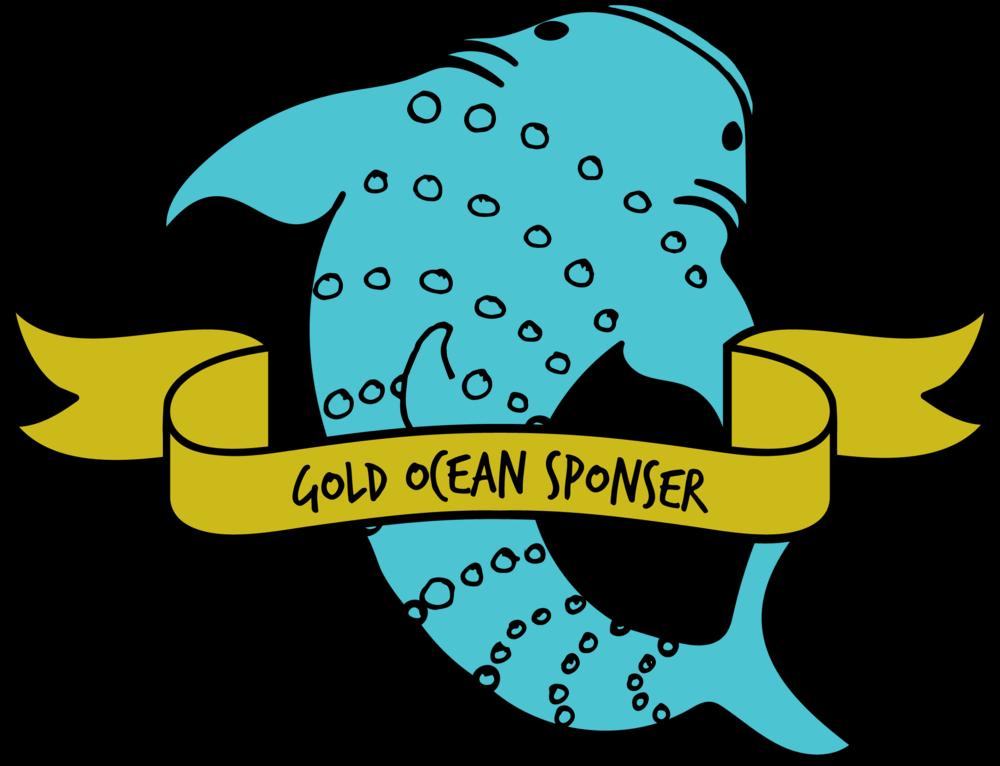 Whale Shark Gold Sponsor