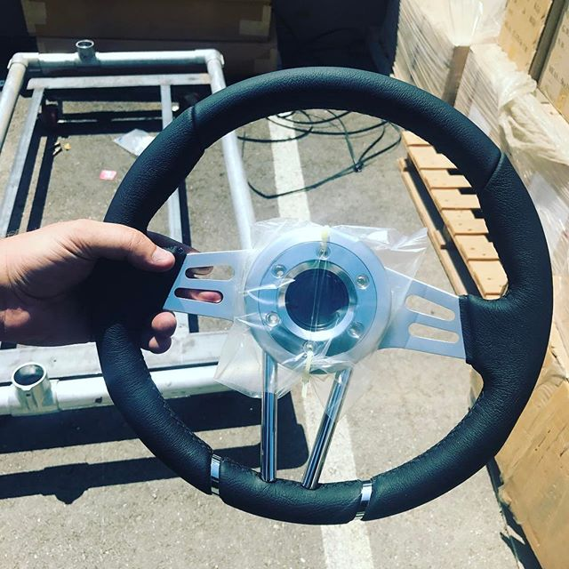 Who wants a gaylord of UTV wheels???? Needs to be picked up by 5/31 at Riverside.  Message us your price and they will go to the best offer. There are approximately 100 steering wheels.