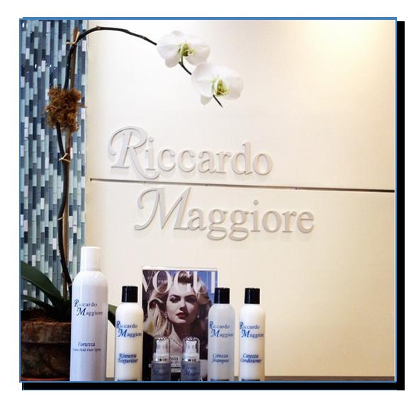 Riccardo Maggiore Salon - Flatiron