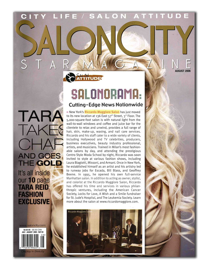 Salon City