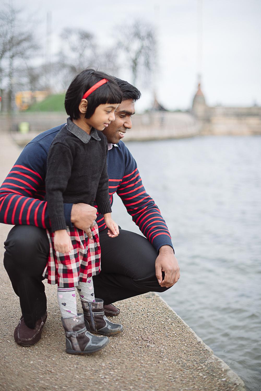 Family Portraits, Copenhagen ©Rochelle Coote