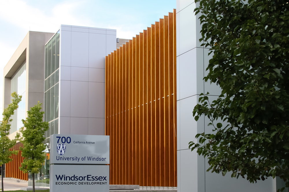 University of Windsor – Centre for Engineering Innovation