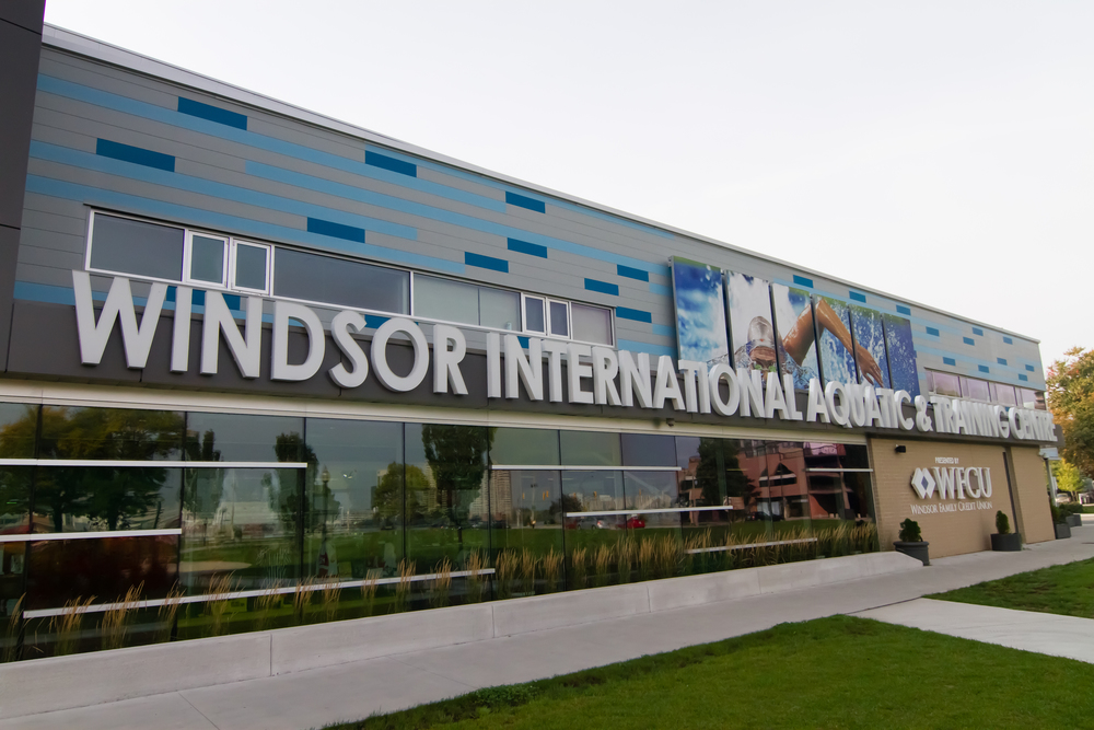 Windsor International Aquatic & Training Centre
