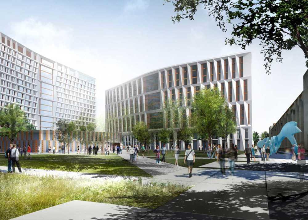 University of Chicago - New Residence Hall