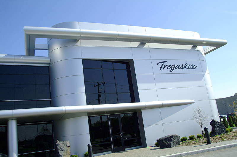 Tregaskiss Headquarters