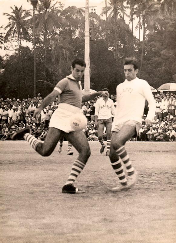 Hugo Aloy enfrenta adversários do Vilarinho, de Botafogo, na final de 66