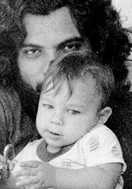 Pai e filho.