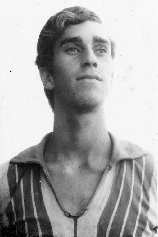 Retrato de Fernando Canolongo.