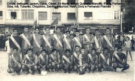 O time campeão de 1965