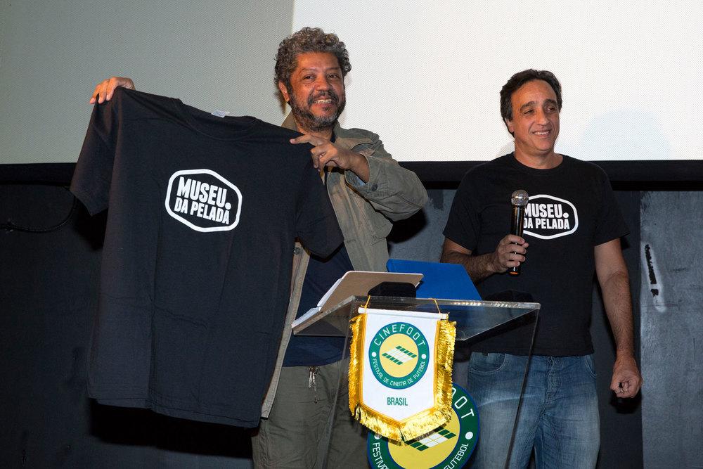 Antônio Leal e Sergio Pugliese