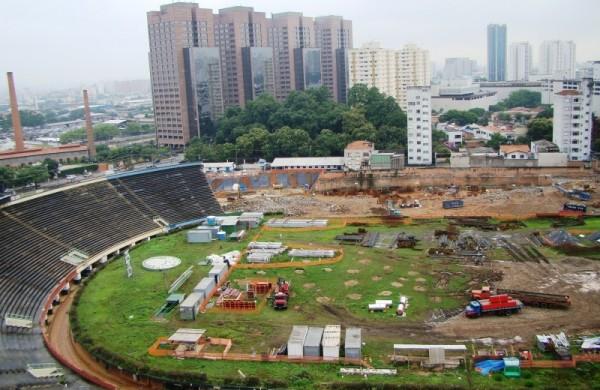 Após reforma, o estádio mudou em diversos quesitos