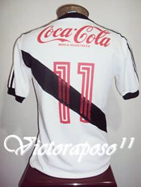 Camisa usada por Romário no Campeonato Carioca