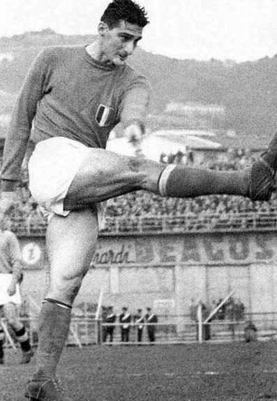 Julinho jogou no futebol italiano