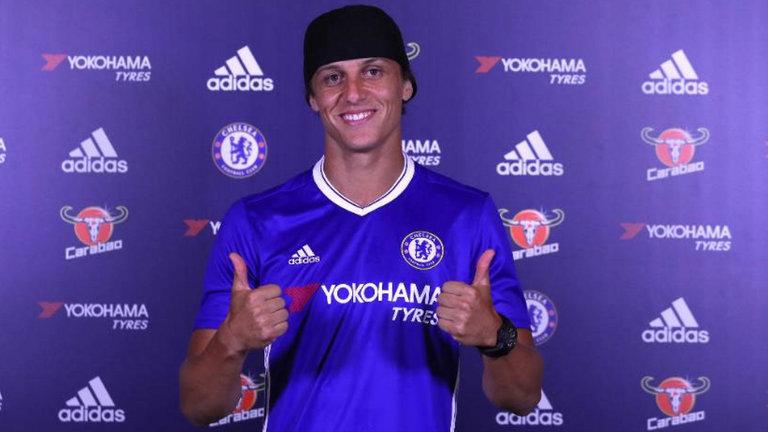 Depois de deixar o Chelsea para atuar no PSG, o zagueiro retornou para o clube inglês