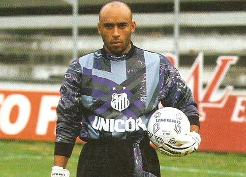 Filho de Pelé, Edinho teve uma passagem pelo Santos