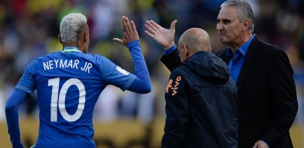 Tite está invicto no comando da seleção brasileira