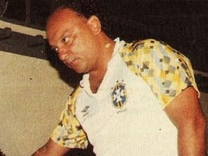 Ernesto Paulo na seleção principal (Foto: Celso Unzelte)