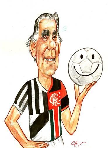 Homenagem do Chico Caruso