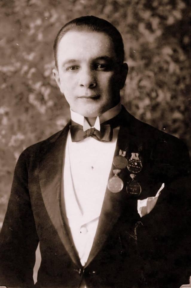 Victorio Marzano, que inspirou o personagem Chico Italiano