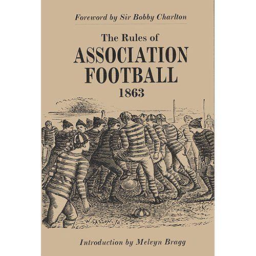 Livro de regras do futebol