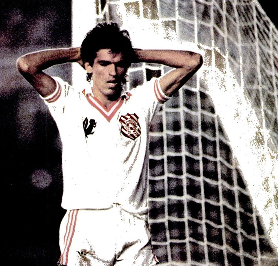 Pênalti perdido na Final do Campeonato Brasileiro de 1985