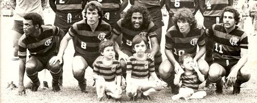 Zé Roberto Padilha vestiu a camisa 11 no Flamengo