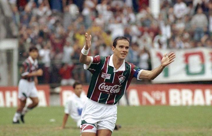 Super Ézio comandou o Fluminense naquele jogo