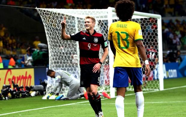 Brasil x Alemanha