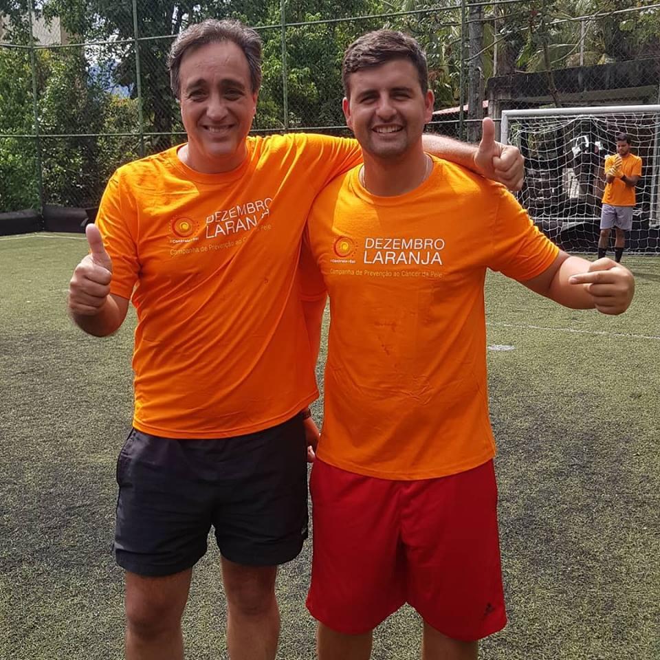 Sergio Pugliese e Guido Ferreira