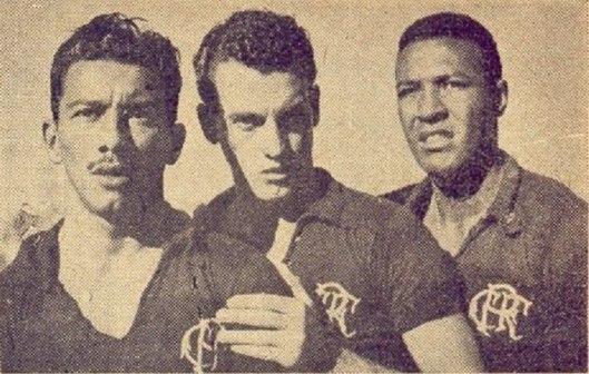 Biguá, Bria e Jayme de Almeida