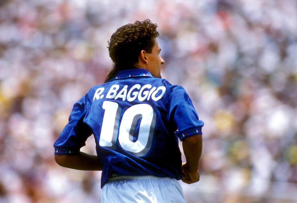 Considerado um dos maiores jogadores italianos c27b9a55de749
