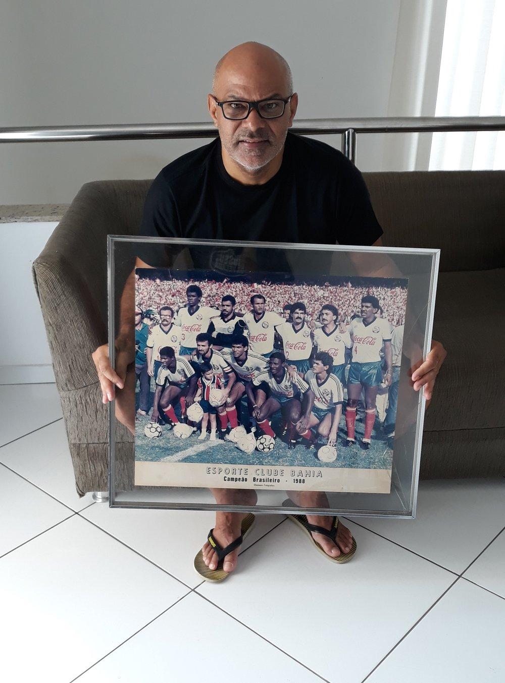 Time campeão da Copa União