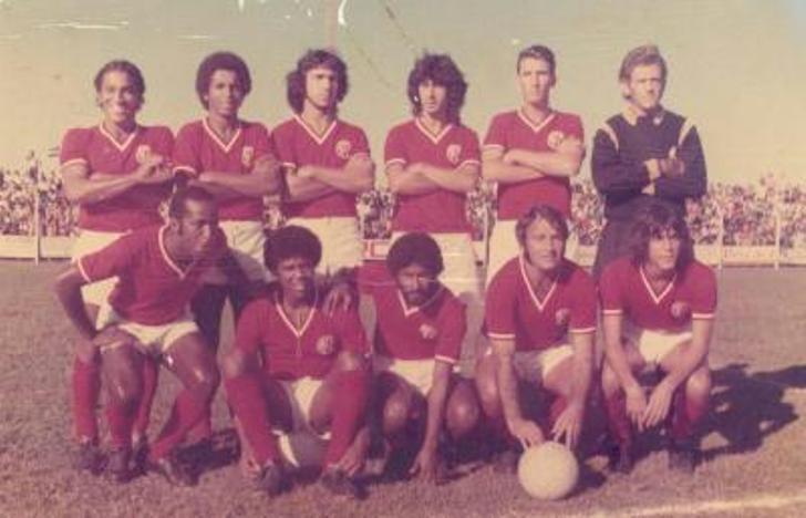 América/SC em 1972