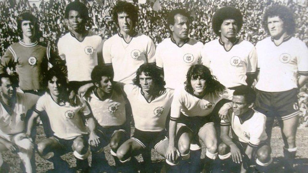 Figueirense em 1975
