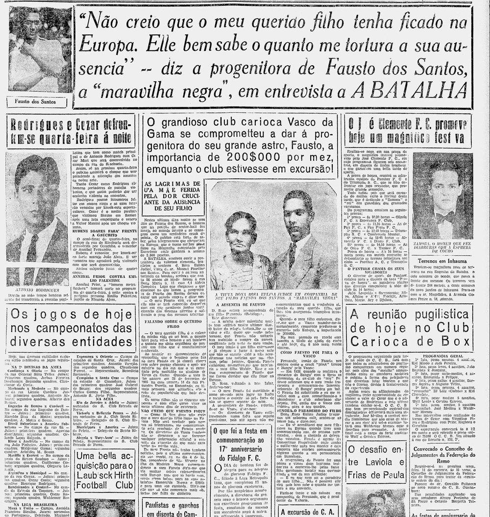 JORNAL A BATALHA, EM QUE A MAE CONFIRMA NASCIMENTO NO RIO.jpg