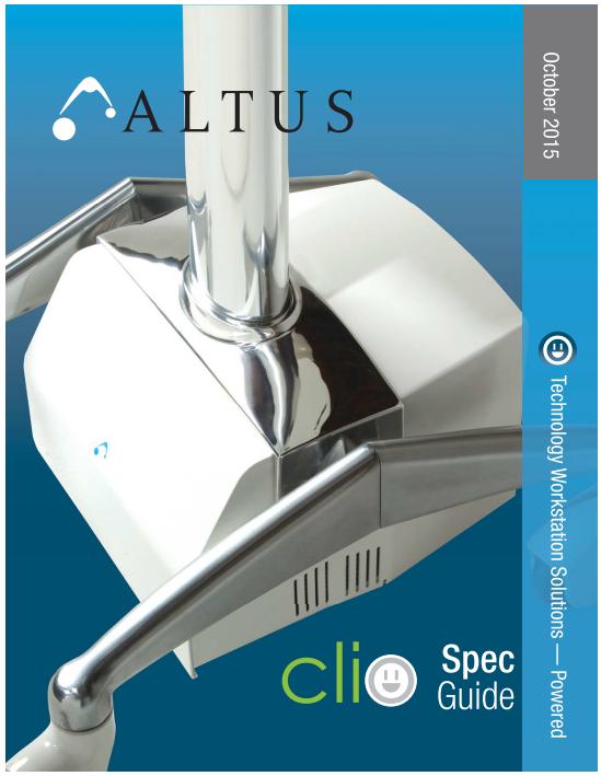 Clio Spec Guide