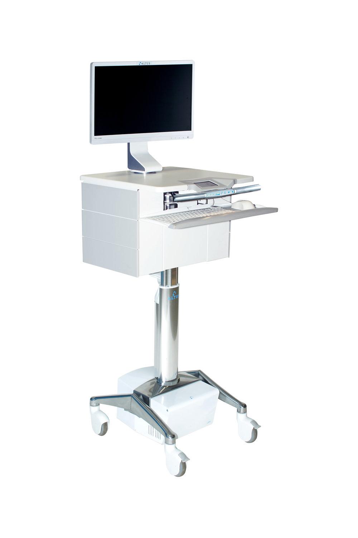ClioMed Medication Cart - LCD