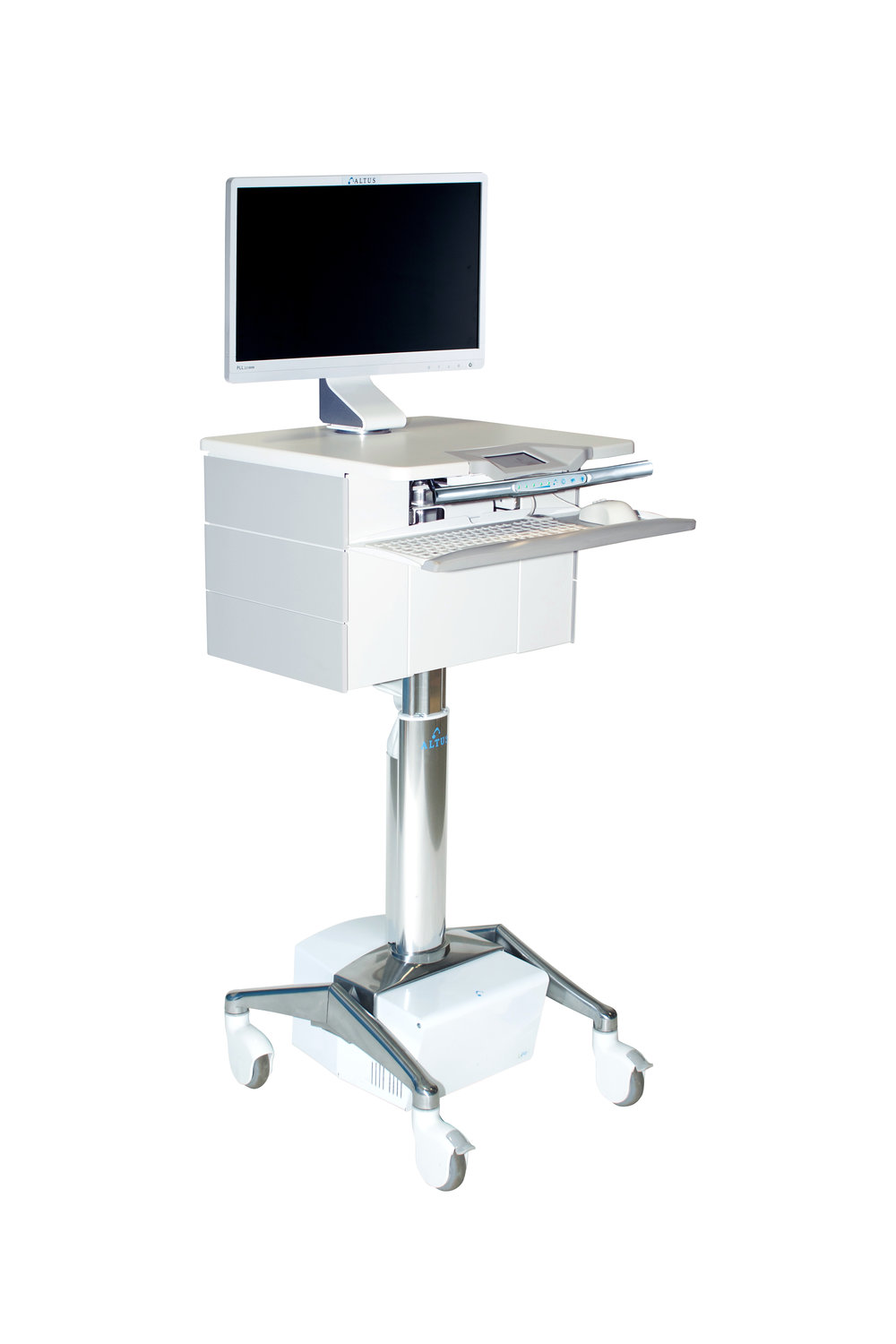 ClioMed Medication Cart - All-in-One