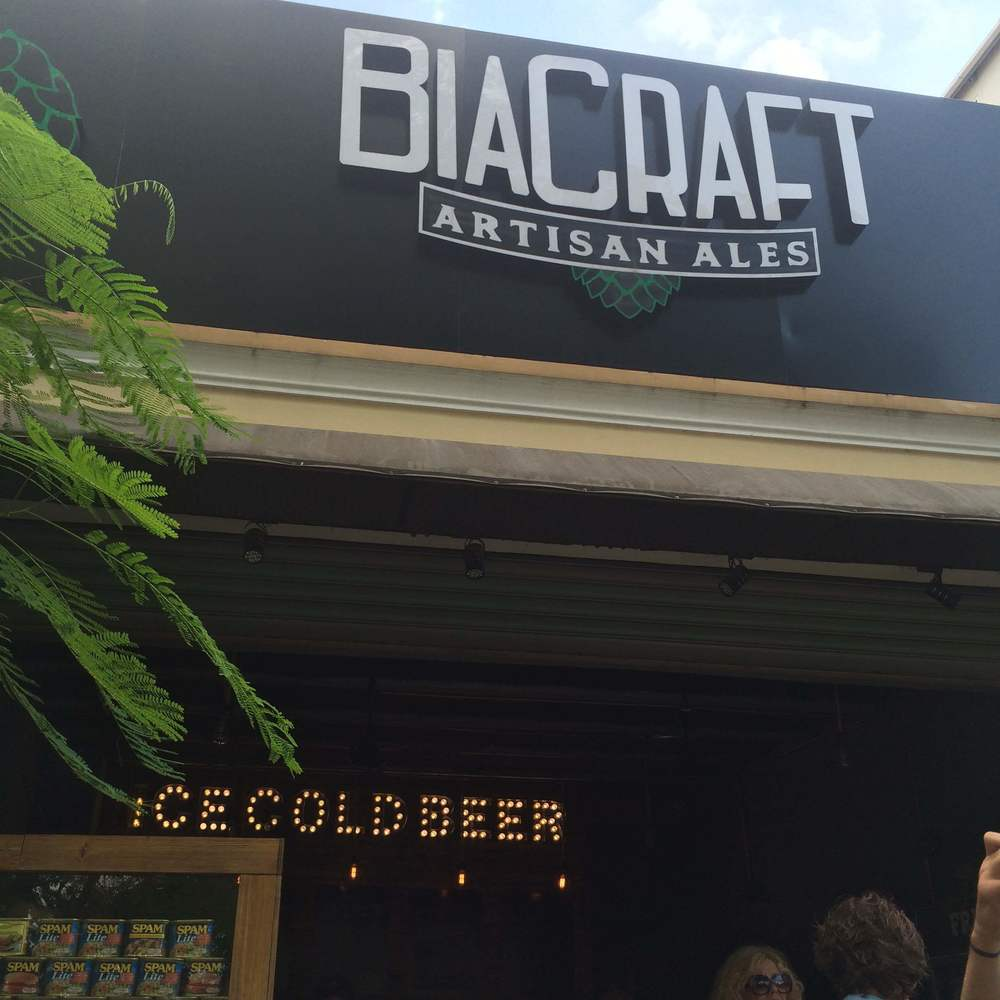 Bia Craft in Thao Dien
