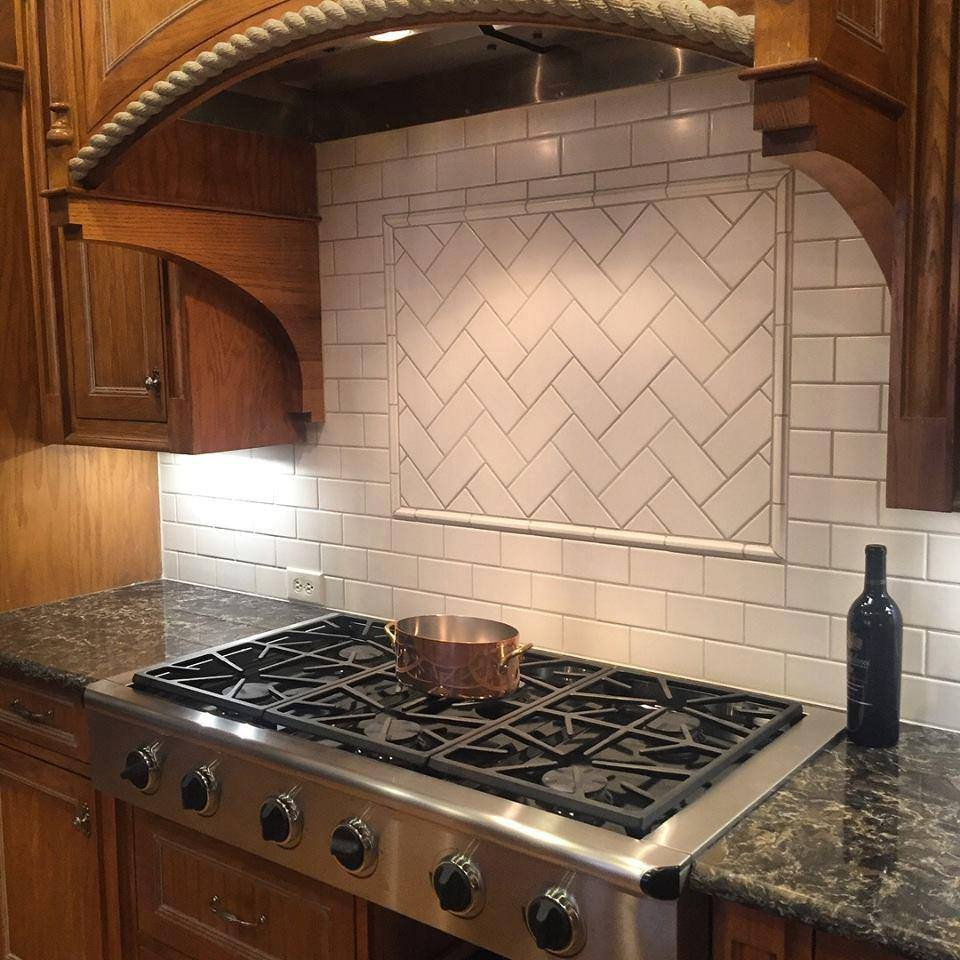 Kitchen Backsplash Remodel