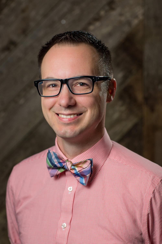 Jon Watts  Director of Operations