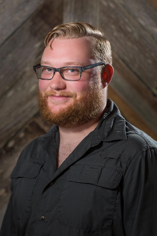 Jeremy Palke  Community Outreach Director