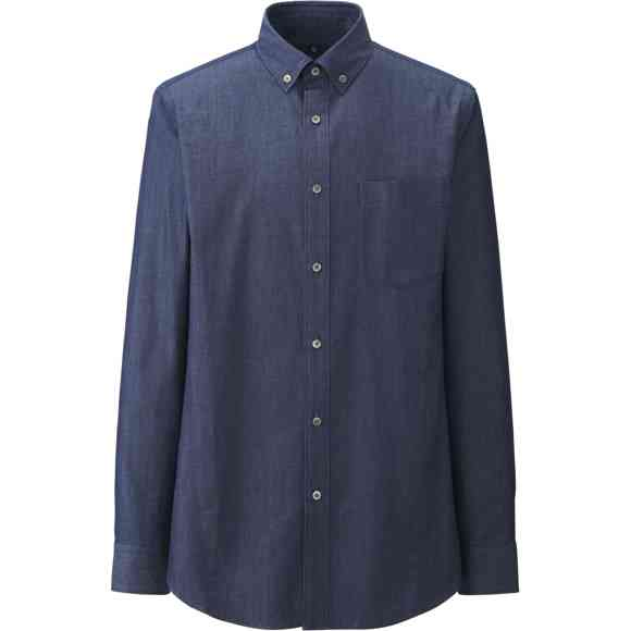 Uniqlo J Denim Shirt