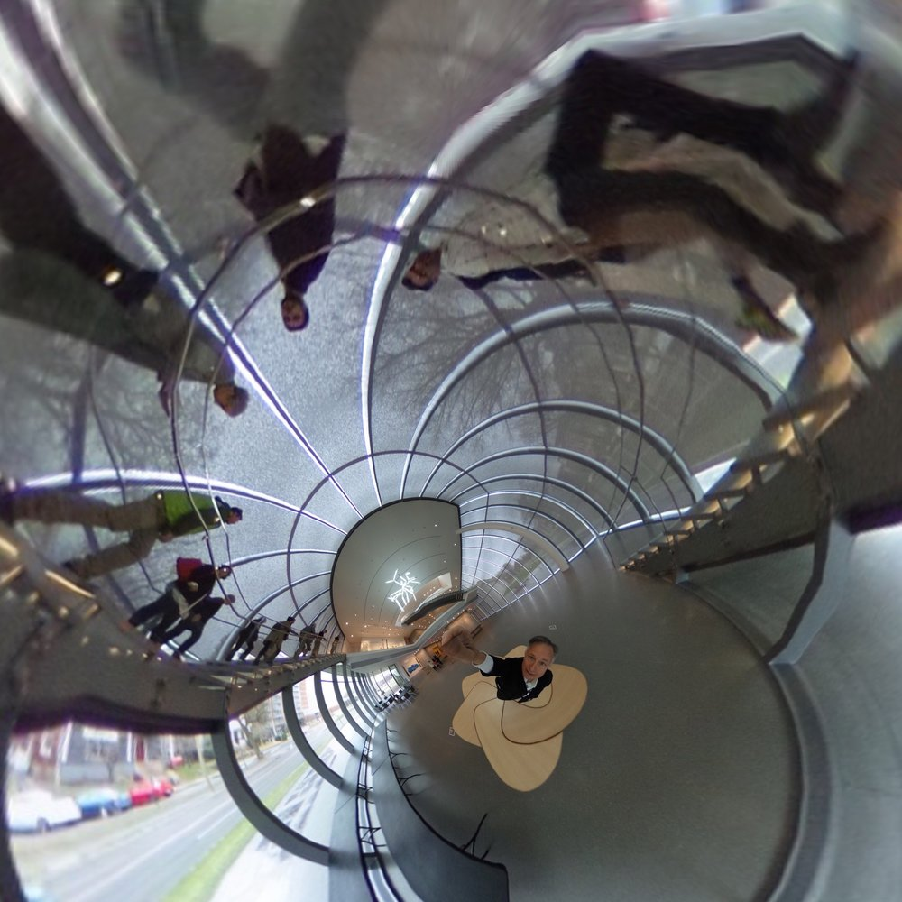 Stair Spirals