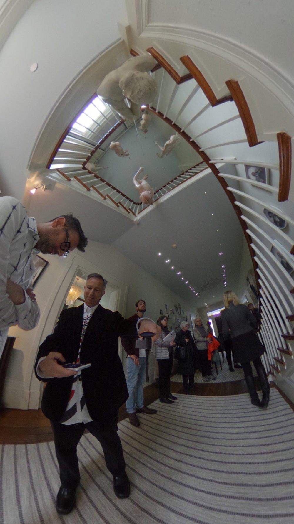 Stairway People